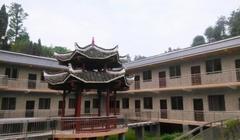 贵州遵义县南白莲花生态养老福利院